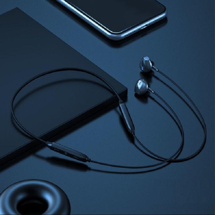 无线蓝牙耳机挂脖式运动型跑步超长续航待大电量磁吸