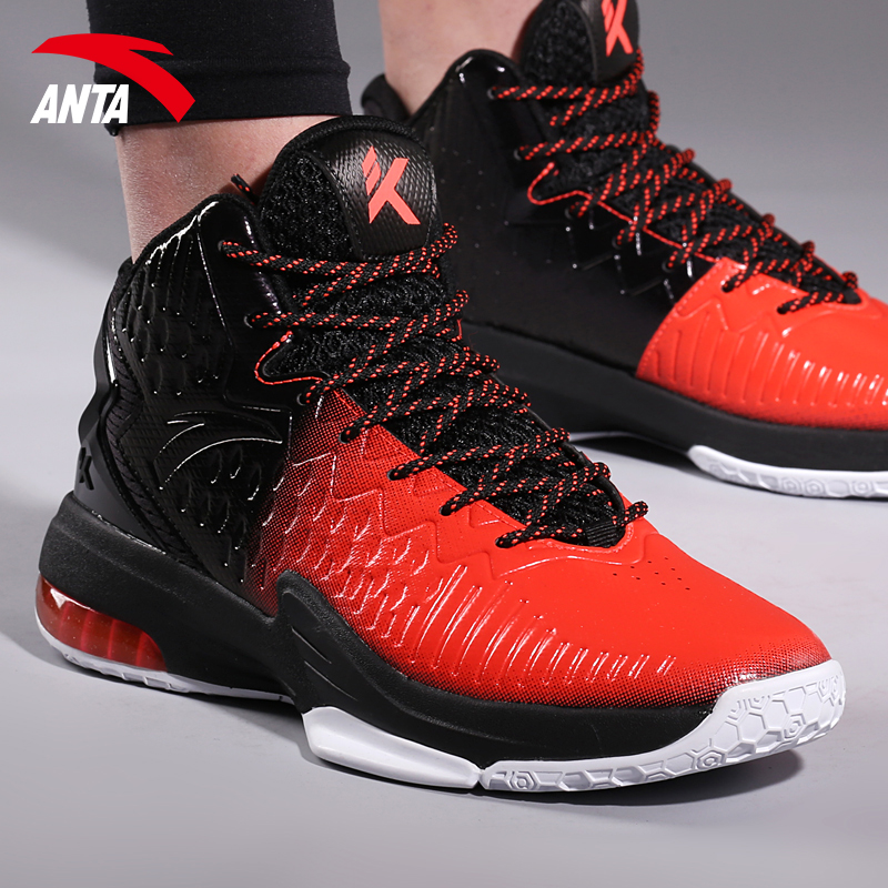2391bdf1282 Anta basketball shoes men s sports shoes men s shoes 2019 new spring  official website authentic KT air