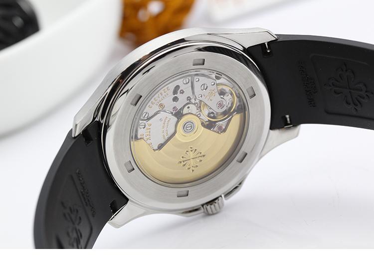 海现货 二手 百达翡丽 男士手表Aquanaut系列5167A 001男士手表