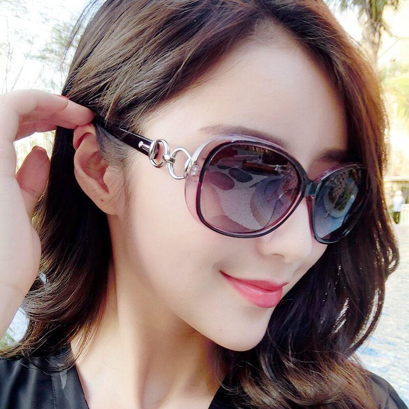 2017新款明星款时尚优雅女士太阳镜
