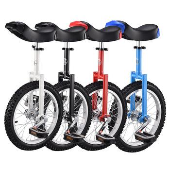 Моноциклы,  Продаётся напрямую с завода место происхождения источник товаров один кореной велосипед ребенок для взрослых 16 дюймовый сингл круглый разное умение баланс автомобиль, цена 4099 руб
