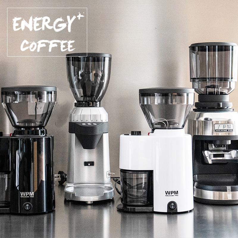 Welhome Huijia ZD10 / 15/16 / 17N Máy xay điện hình nón Ý máy xay cà phê hạt cà phê WPM - Cà phê