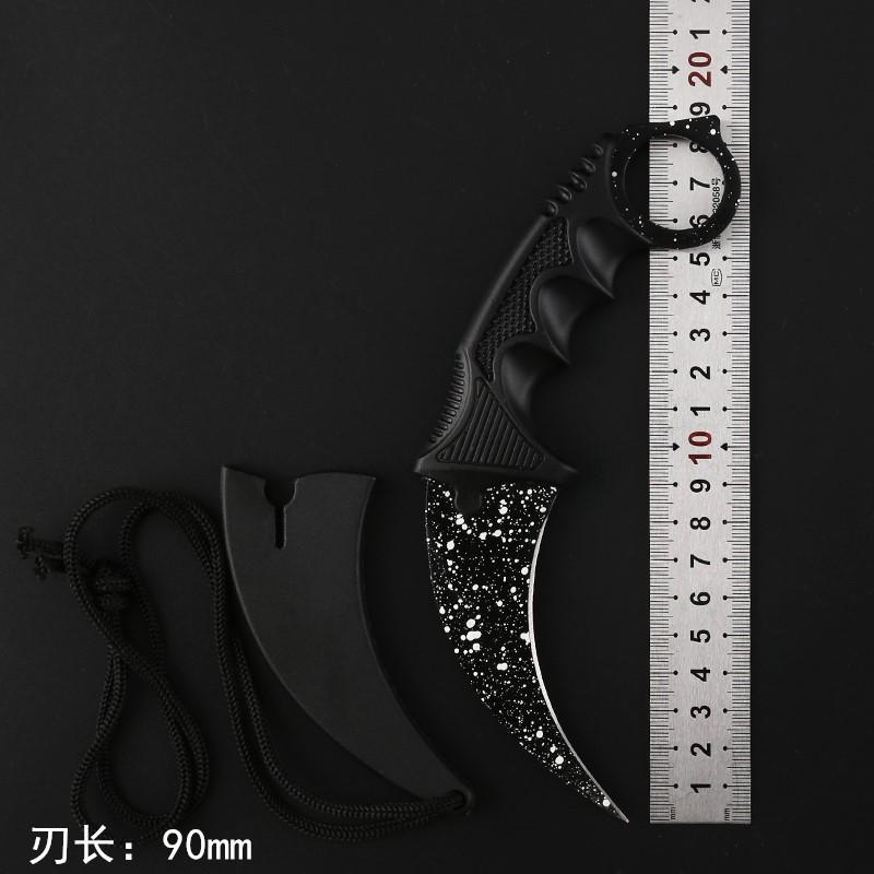 Con dao chiến tranh đặc biệt Con dao chiến tranh đặc biệt Saber ngoài trời Con dao Eagle Claw Con dao vũ khí tự vệ Lưỡi kiếm chiến thuật Trung Quốc - Công cụ Knift / công cụ đa mục đích