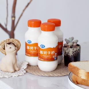 夏进整箱瓶装炼乳牛奶243ml箱15瓶