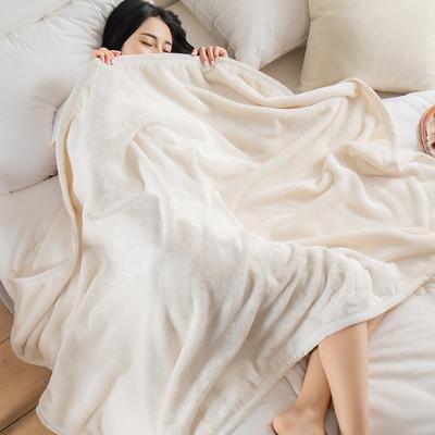 午睡毯空调毯盖腿薄款日本沙发被子盖毯毯子法兰绒北欧办公室家纺