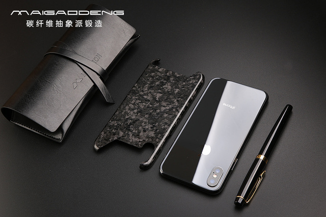 finest selection 9ee11 f436e 1 Lamborghini Forged Carbon Fiber Phone Cases Covers Genuine Thin Slim Hard  iPhone X / iPhone XS, iPhone XS Max, iPhone XR