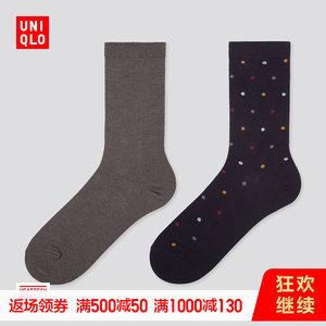 女装 HEATTECH袜子(2双装) 420735 优衣库UNIQLO