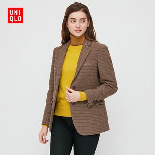 Отлично одежда склад женщины шерстяной баклажан грамм ( костюм ) 429479 UNIQLO, цена 6388 руб