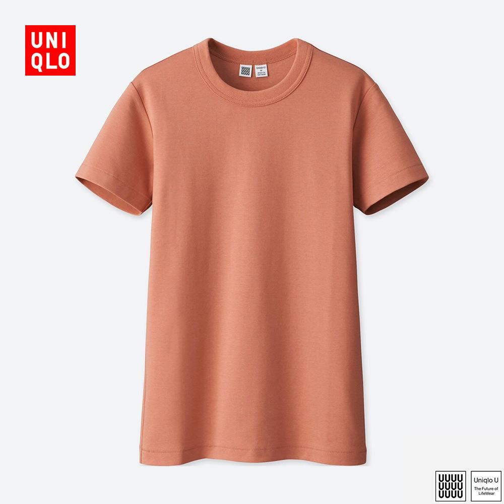 女装U 圆领T恤(短袖) 406456 优衣库UNIQLO