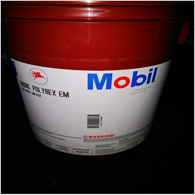 Usd mobil polyrex em electric motor bearing for Grease for electric motors