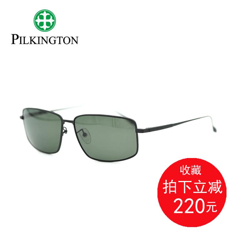 c4087b8a2b Pilkington Pilkington sunglasses titanium alloy glass sunglasses polarized  glasses driving men 40496
