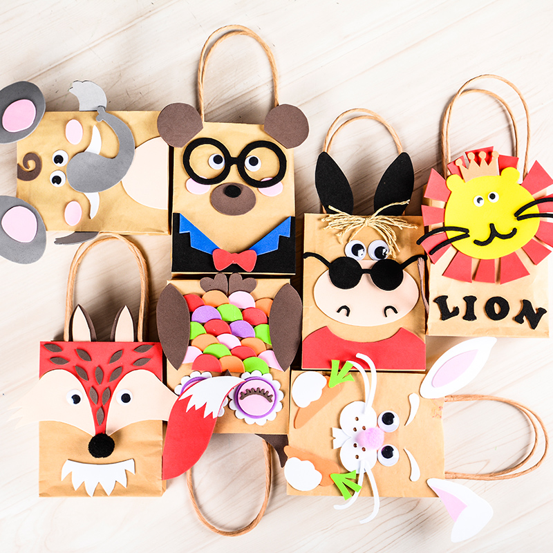 Children S Children S Day Kindergarten Handmade Material Package Eva