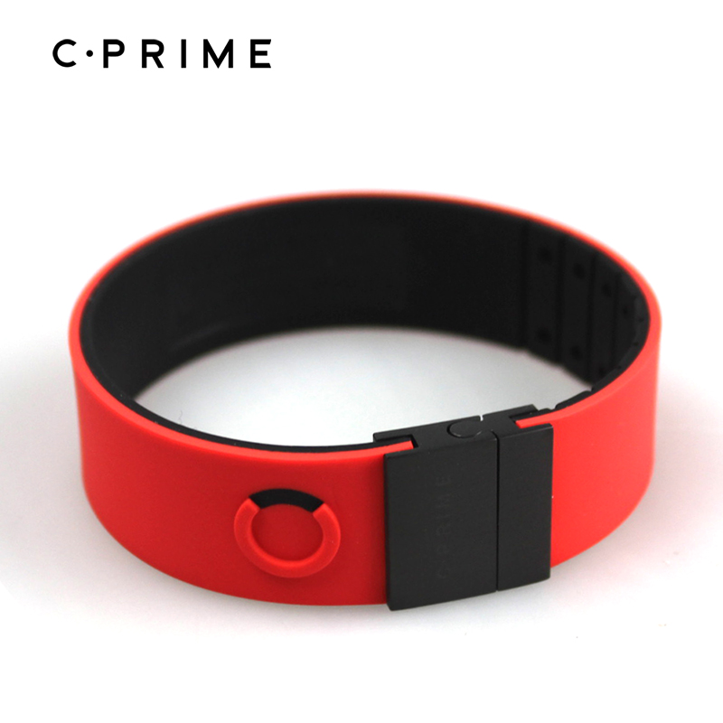 Cprime Neo Original Authentic Energy Bracelet High Tech Sports Wear Smart Health Fashion Silicone