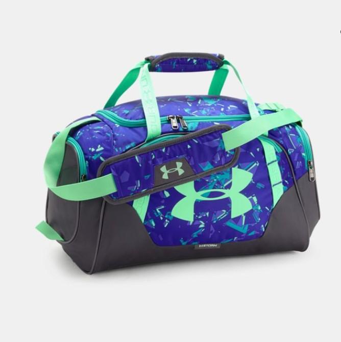 UNDER ARMOUR An Dema UA men and women sports bag training fitness bag  1301391 plus small ... 7ab7efc6ab5cf