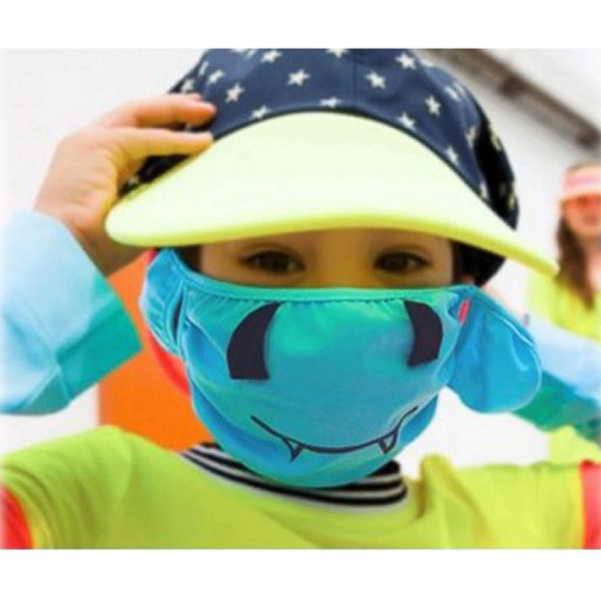 a28306233eab1 Official authorization after the benefit of Taiwan hoii sunscreen masks  children s variety of modeling sunscreen masks. Zoom · lightbox moreview ·  lightbox ...