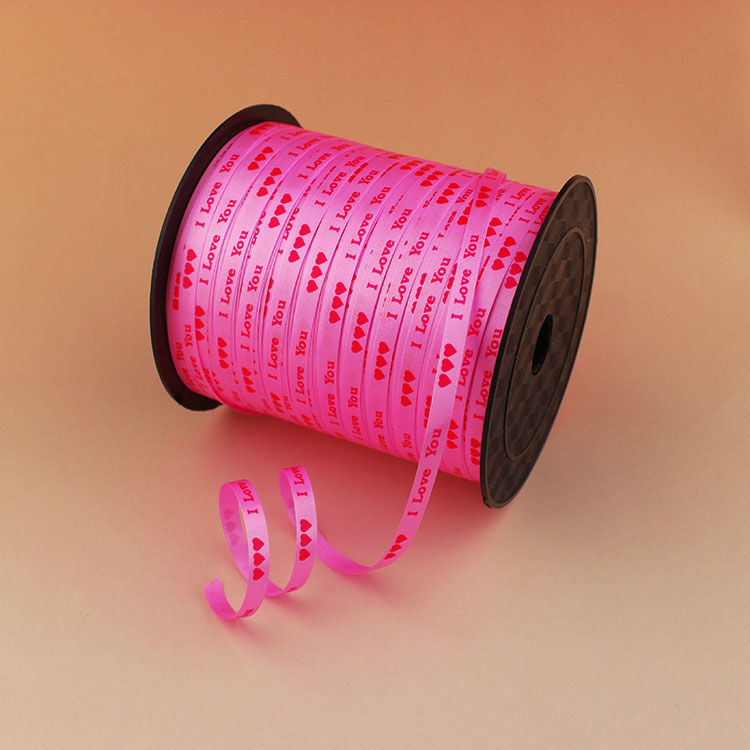 Ribbon Balloon Rope Ribbon Streamer Tie Cord Ties Birthday