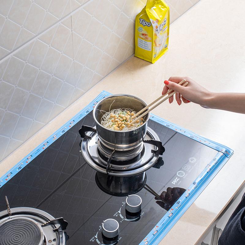 厨房防水防霉胶带厨卫水槽门窗缝隙填补墙角线贴密封条胶条美缝贴