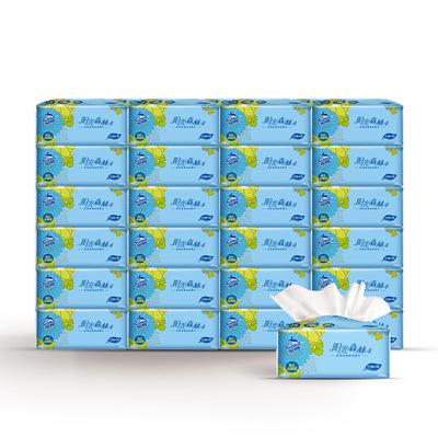 金鹿阳光森林抽纸24包*110抽