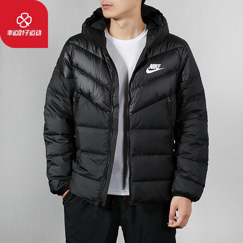 NIKE Nike down jacket nam mùa xuân 2020 áo thể thao mới áo khoác ấm áp giản dị 928834 - Thể thao xuống áo khoác