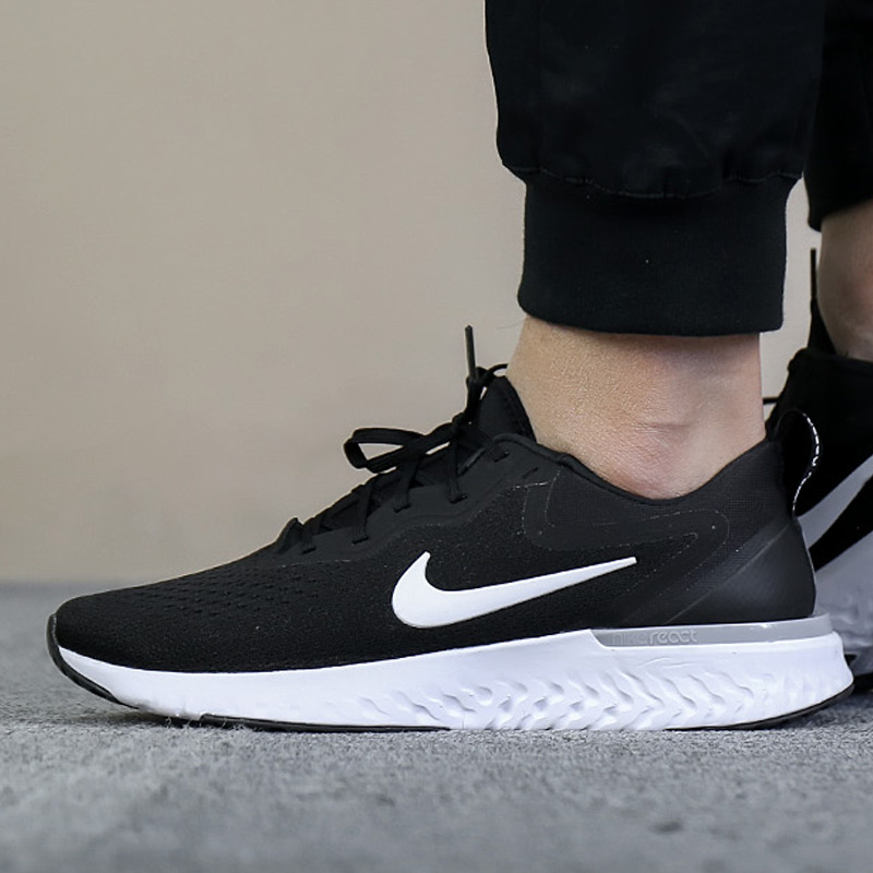 a9e315f121c6 NIKE Nike men s shoes 2019 summer new sports shoes breathable casual low to  help light running