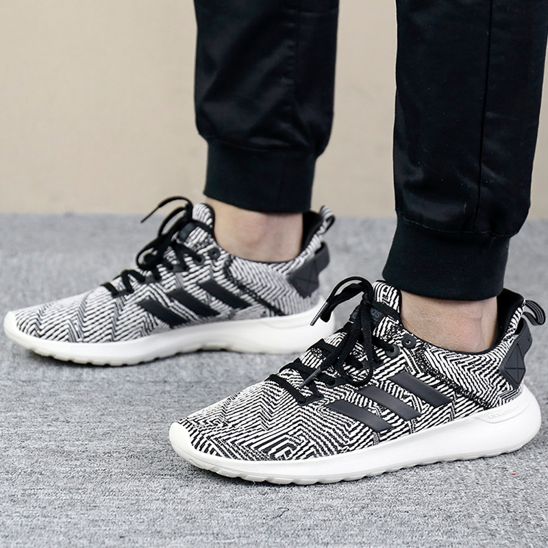 ecab091a184a Adidas adidas men s shoes 2018 spring new sports shoes cushioning casual  running shoes DB1613