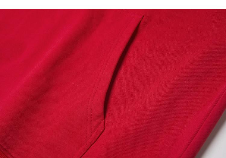 [INXX] ĐỨNG BỞI Tide thương hiệu thời trang casual hoang dã hit màu áo len trùm đầu chuyển XM81103735