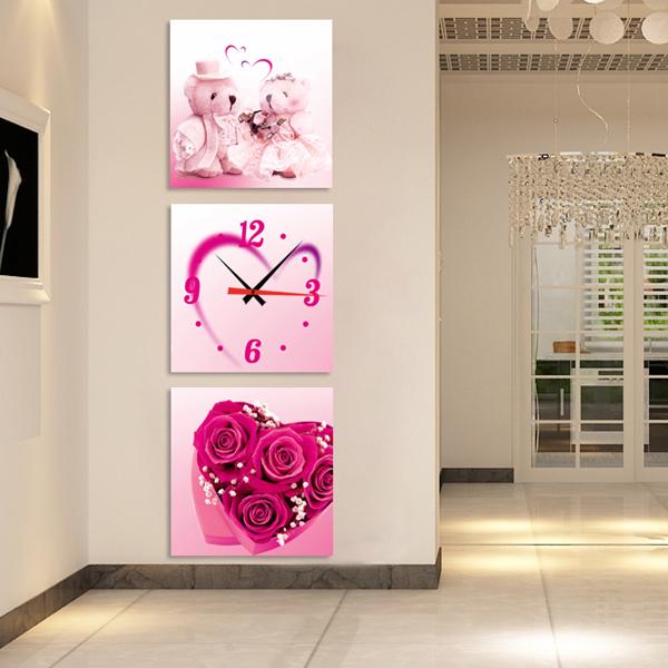 Modern living room decorative painting vertical version of frameless ...