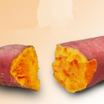 红薯新鲜农村种植沙地红心板栗薯5斤香甜软糯10斤装西瓜红小番薯