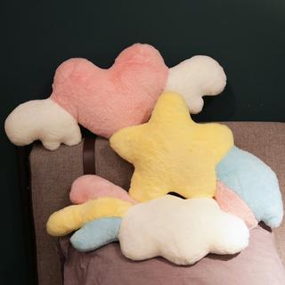Ins диван подушка подушка прикроватный звезда облака бутылочка для кормления кровать подушка эркер милый девушка подушка гостиная, цена 585 руб