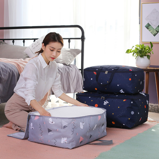 Clothes Quilts Storage Bags Waterproof Moisture-proof Quilts Bags Garment Bags Duffel Bags Moving Bags