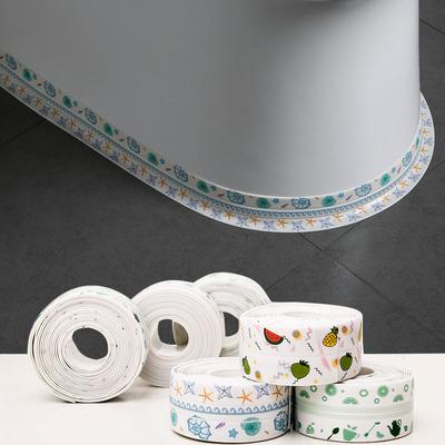 厨房防霉美缝贴角落缝隙垫防水贴