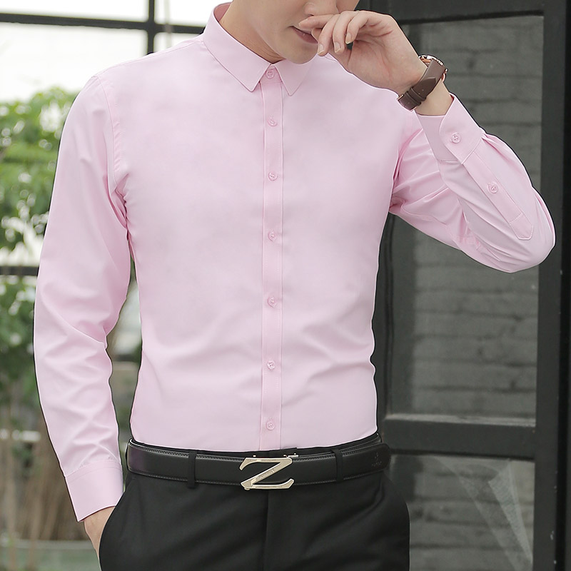 [1 PIECE 49.9] PINK LONG SLEEVE
