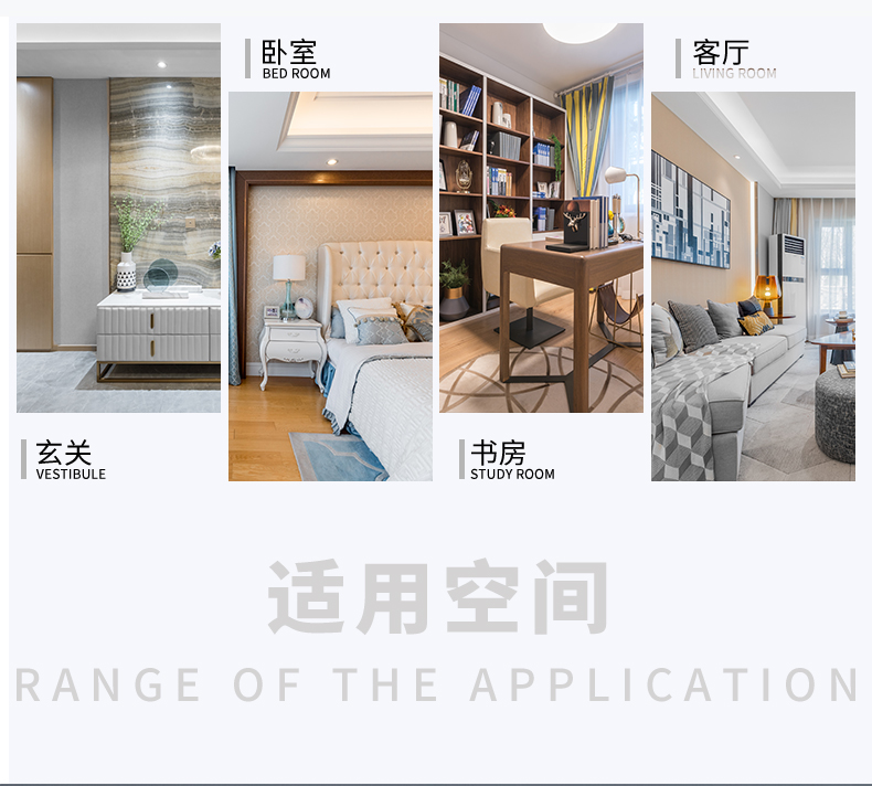 Jingdezhen ceramics six - party furnishing articles TV ark, blue and white vase flower arranging the sitting room porch rich ancient frame soft outfit decoration