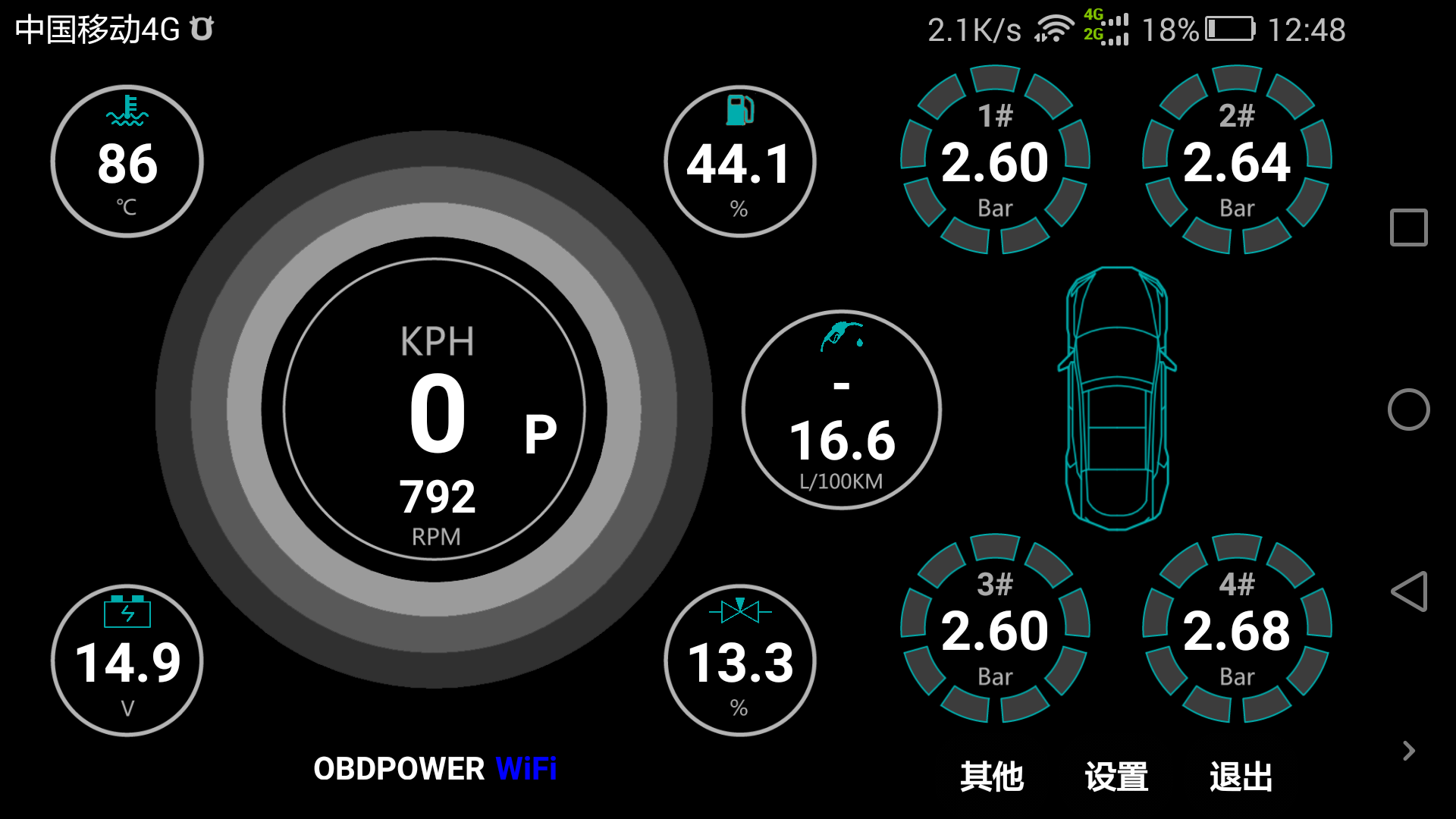 OBDPOWER WiFi издание привод помогите рука давление в шинах руководитель мера новый эксель вся система применимый