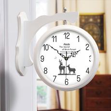Настенные часы Скандинавский современной гостиной твердая