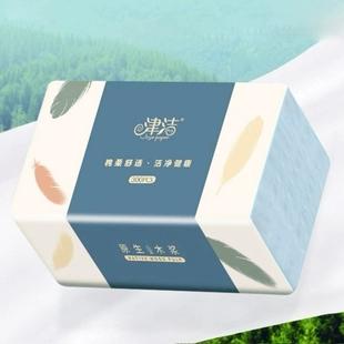 【加长加宽】大包纸巾抽纸家用整箱妇婴卫生纸面巾纸餐巾纸