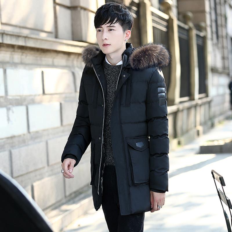 棉衣男装外套冬季新款韩版潮流羽绒