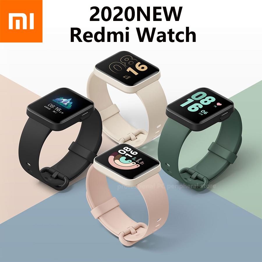 NEW Redmi Smart Watch Xiaomi Wristband Waterproof Heart Rate