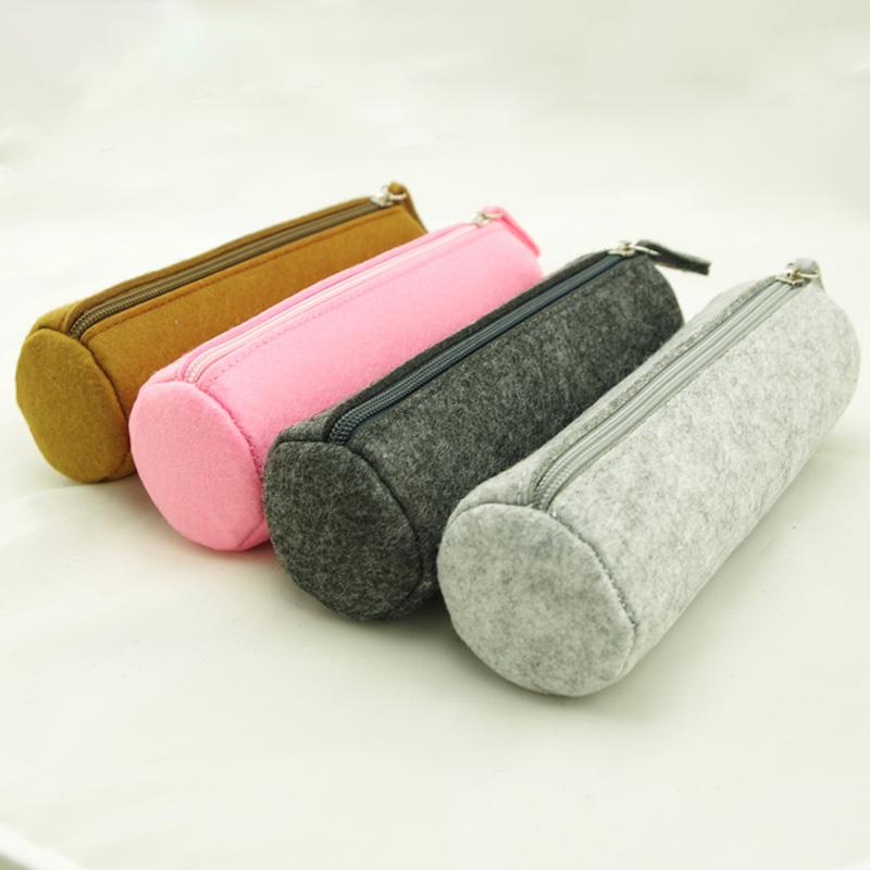 得力 笔袋学生文具盒 韩版多层时尚男女中小学生用 大容量铅笔袋