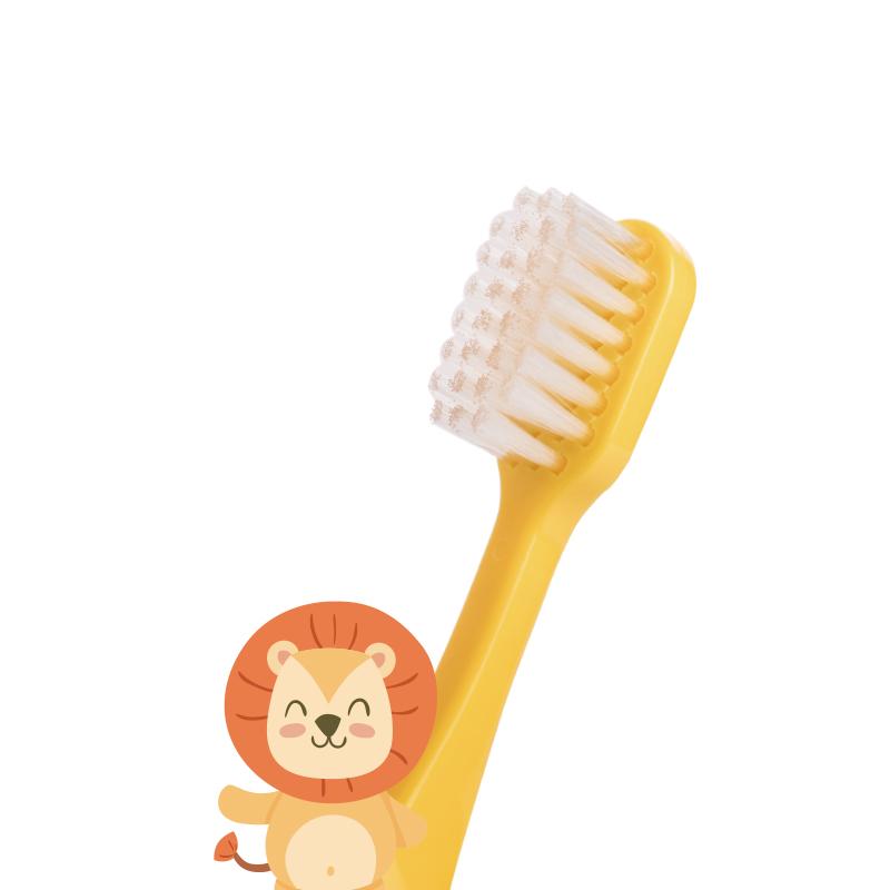 EBISU/惠百施 日本进口6岁-12岁护龈软毛儿童牙刷颜色随机 1支装