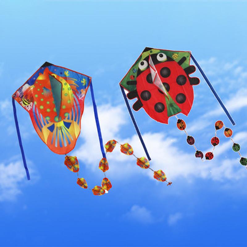风筝儿童卡通图案成人大型高档微风易飞初学者带送风筝线轮子包邮