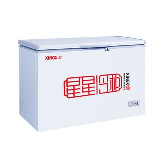 保鲜冷冻两用家用小型商用卧式冷柜