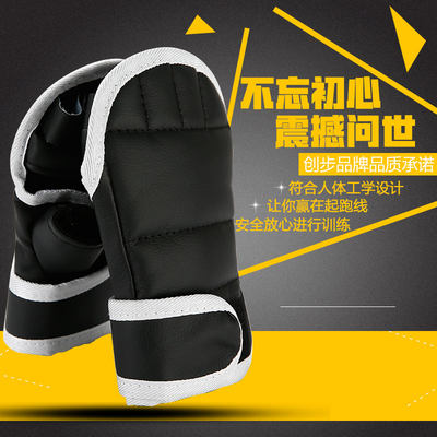 Infinction half-finger boxing gloves fighting Fighting UFC boxing combat training MMA hit sand bag Thai boxing gloves