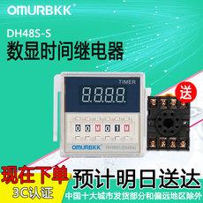 Реле с выдержкой времени Omurbkk DH48S-S