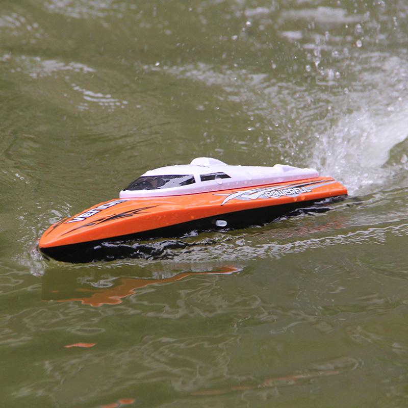 遥控船快艇玩具船高速儿童男孩充电动无线优惠后15元包邮