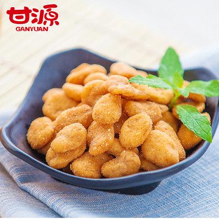 聚【甘源牌-蟹黄瓜子蚕豆青豆组合1055g】 坚果休闲零食炒货小吃