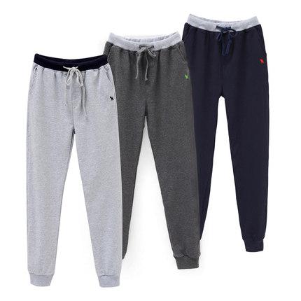 新款运动裤薄款长裤儿童<font color='red'><b>裤子</b></font>男大童韩版休闲