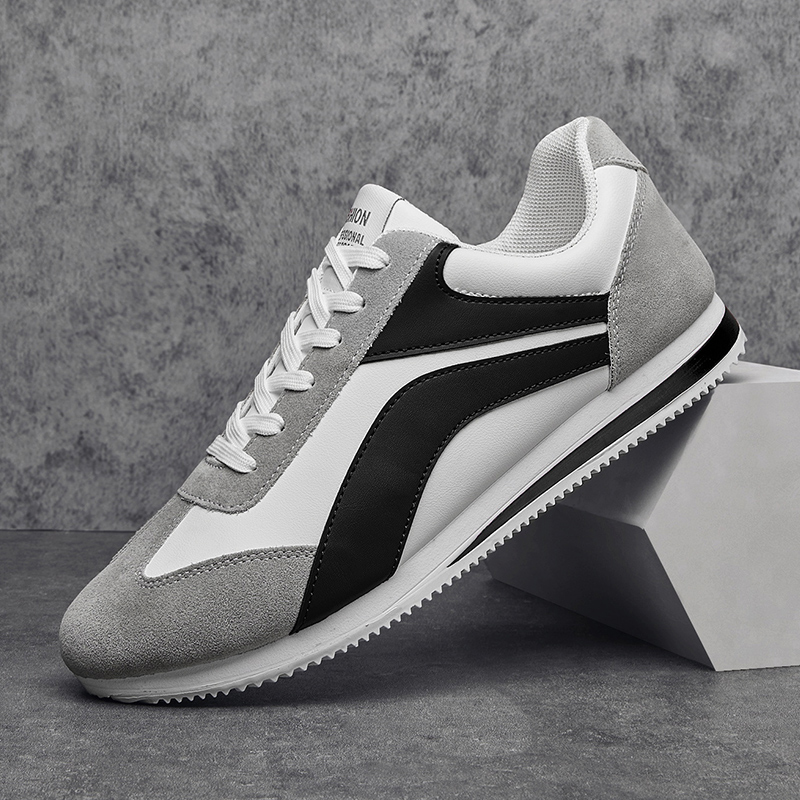 Зима мужская обувь корейская волна струиться ах! сладкий бег холст обувь мужчина 2020 новый дикий спортивный досуг студент обувь