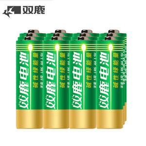 【12粒装】双鹿5号7号碱性电池