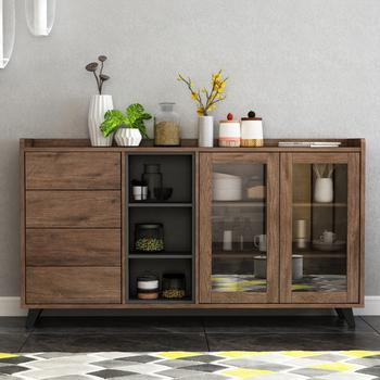 Буфеты,  Нордический домой чай кабинет вино еда сервант современный простой кухня чаша кабинет хранение кабинет хранение кабинет микроволновой печи кабинет, цена 15070 руб
